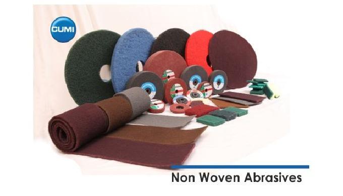 Complete range of Non Woven Abrasives
