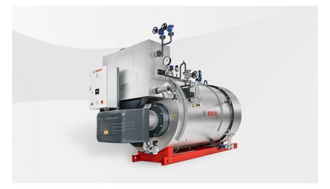 Der Dampfkessel CSB ermöglicht die zukunftsfähigen niedrigen Emissionen gemäß der MCPD-Richtlinie (E...