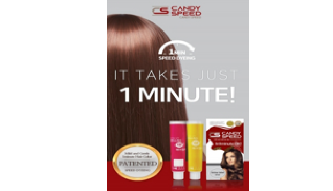 Candyspeed 1minute Hair Color