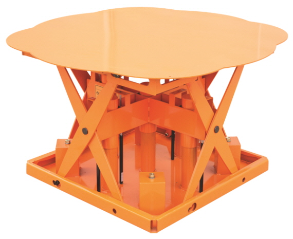Pallet Lift and Turn Table(OKO Pallet Lift and Turn Table STANDARD TURN)