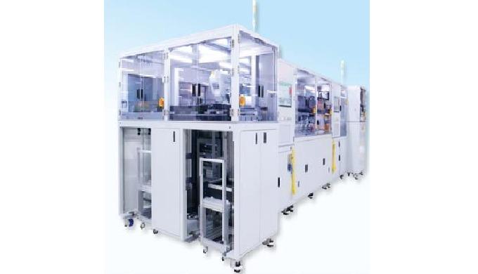 Sistema di test per il controller del motore della finestra di alimentazione