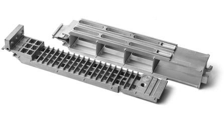 Vi erbjuder helautomatisk pressgjutning i de modernaste maskinerna som finns på marknaden. Beräkning...