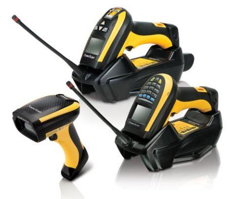 Le POWERSCAN™ PM9500, lecteurs numériques industriels sans fil pour une lecture intuitive et sans ef...