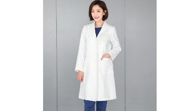 Scrubs & Lab coat (JW002&SW102 BLUE)