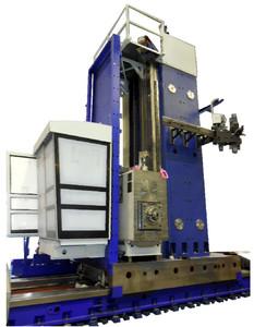 Vyvrtávačka desková WRD 200 H (Q) Hydrostatické vodorovné vyvrtávačky deskové typu WRD 200 H (Q) jso...