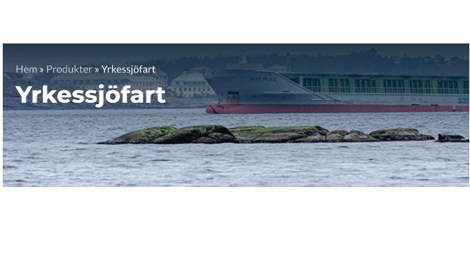 Motorer för framdrift, kraft- och elförsörjning för yrkessjöfart Med motorer från 50 – 2 000 hk erbj...