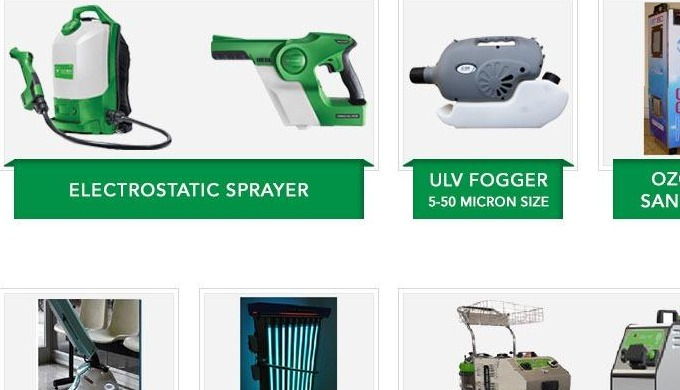 Industrial & Professional Cleaning Equipment Supplier