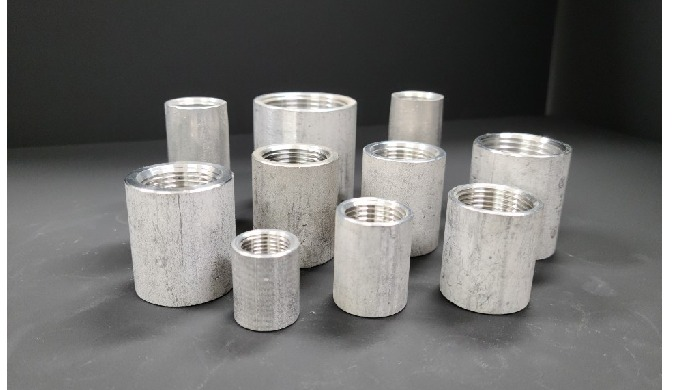Stainless Steel Pipe Fitting-Coupling Female Threaded