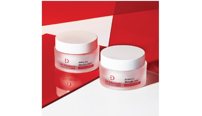 Derma Day Red Pearl Cream