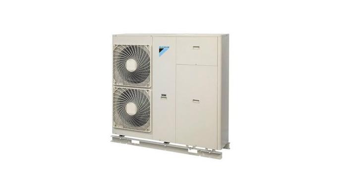 Chiller EWAQ-ACV3/ACW1 · Eficienţă excelentă la sarcină parţială · Tehnologia inverter pentru a gara...
