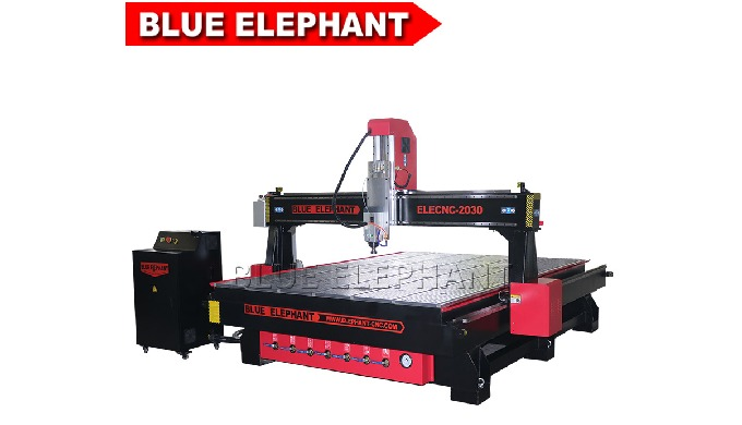 Advantages: ①Adopting Italy imported HSD spindle, and the speed can reach 24000RPM, it has a stronge...