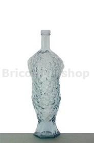 Velká dárková láhev s motivem velkého hroznu vhodná nejen pro vinaře.