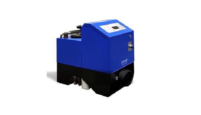 La serie IsoMelt Mini de Valco Melton puede albergar hasta 4 kg de adhesivo o 2kg de PUR. Todas las ...
