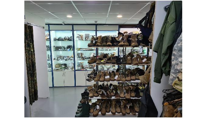 Мілітарка: реально доступне взуття для активних українців