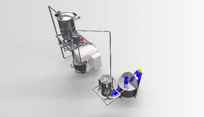 Impianti completamente automatizzati per il recupero liquido dei biscotti sandwich con aggiunta di o...