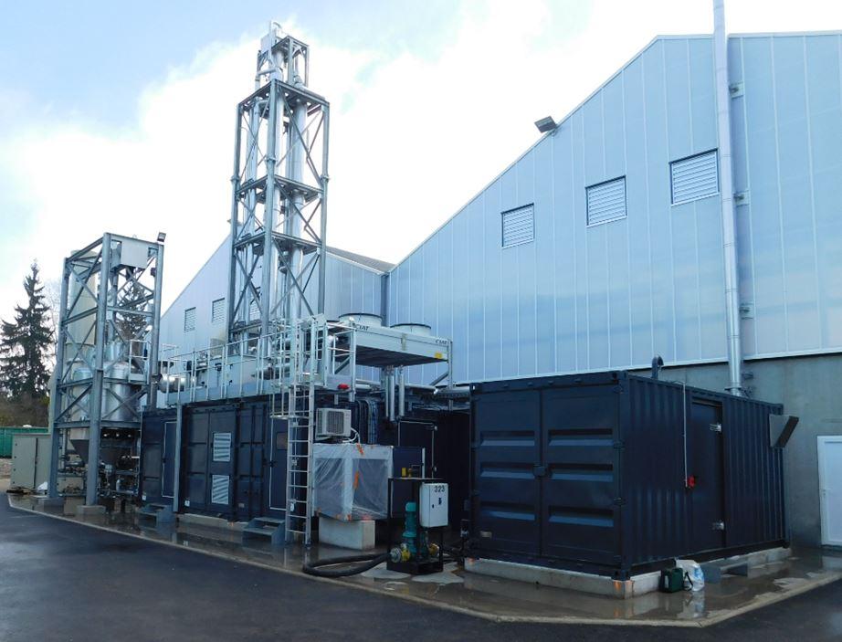 En collaboration avec Arol Energy, IFPEN spécialiste de la valorisation énergétique du biogaz sous f...