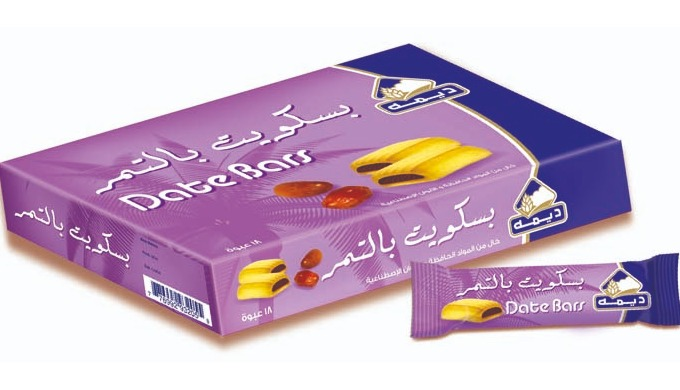 Date Bar 18x25g Item Code 81010202212 Coniguration 6 x 18 x 25g Flavours Date Bar (Display) Apprx. G...