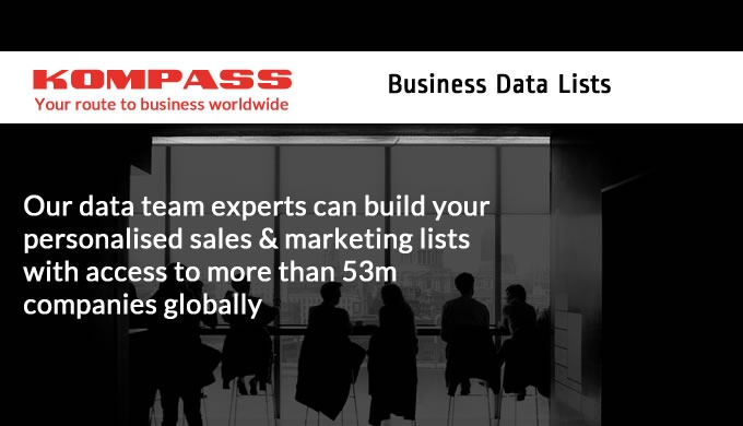 Poor data can cost your company highly, resulting in ineffective marketing, but Kompass Business Dat...