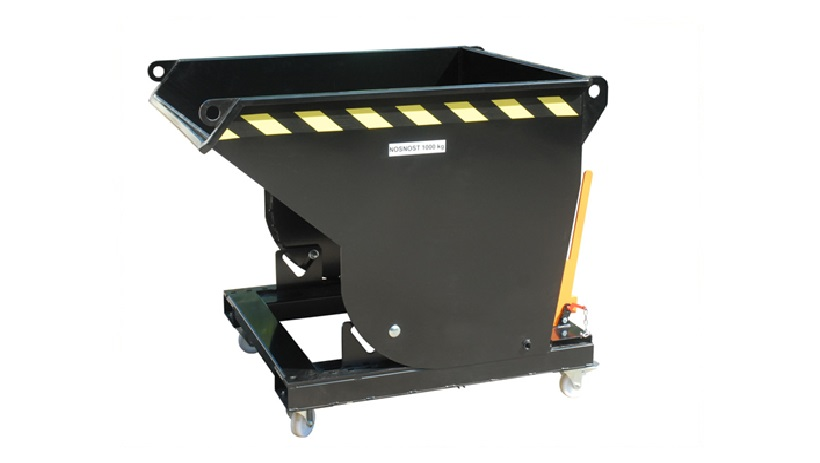 Dendera a.s. - Supplier for engineering. We also produce a 600 liter scraper and waste container. Th...