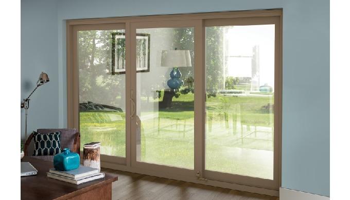 this is the aluminium sliding door for home decor or interior decoration.