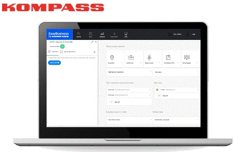 EasyBusiness - B2B virksomhedsinformation