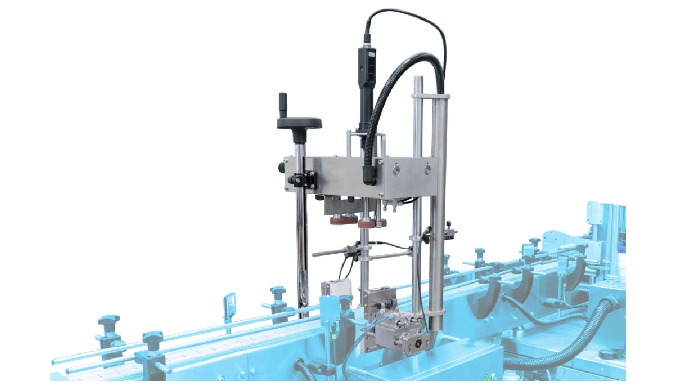 VS 500 - automatic capping machine