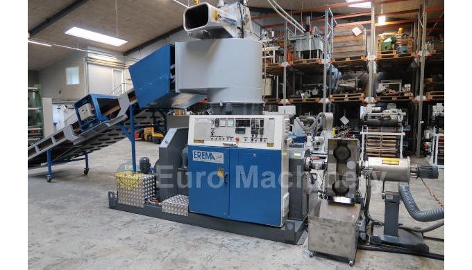 Vi køber og sælger brugte maskiner til plastindustrien. Vi har hjulpet mange virksomheder til at fin...