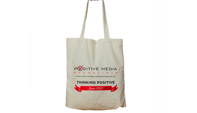 Our bestselling Cotton bag thanks to its huge branding area and eco credentials. Made from 100% cott...