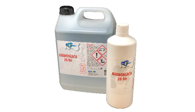 Soluzione di idrato d'ammonio 28 Bè