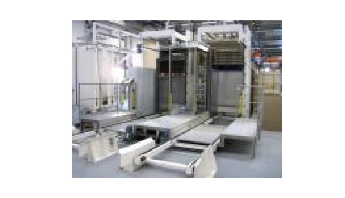 From manual to fully automated Jorgensen supplies depalletisers and palletisers ranging from manuall...