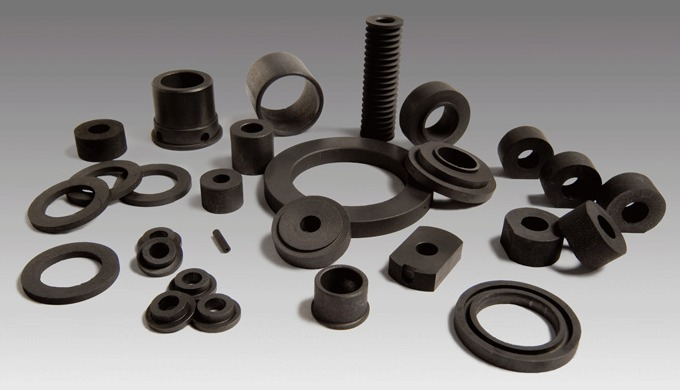 Graphite Bearings