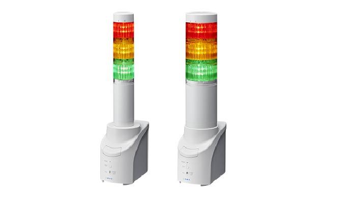 NHL-3FB2/NHP-3FB2 Network Monitor Signal Tower