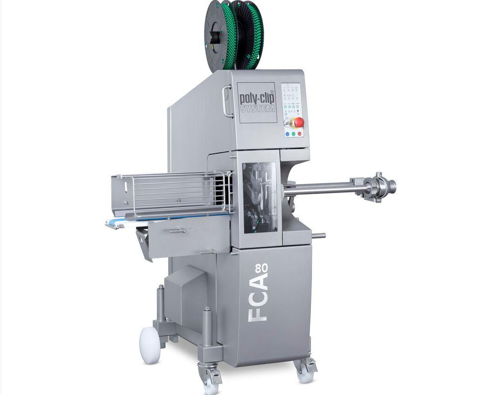 Machine de découpe FCA 80