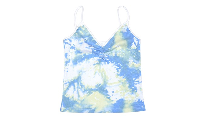 Cloud Tie dye Sleeveless