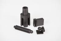 Plastové vstřikované díly, součástky a komponenty