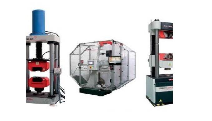 Zkušební stroje na testování pevnosti betonu a stavebních materiálů