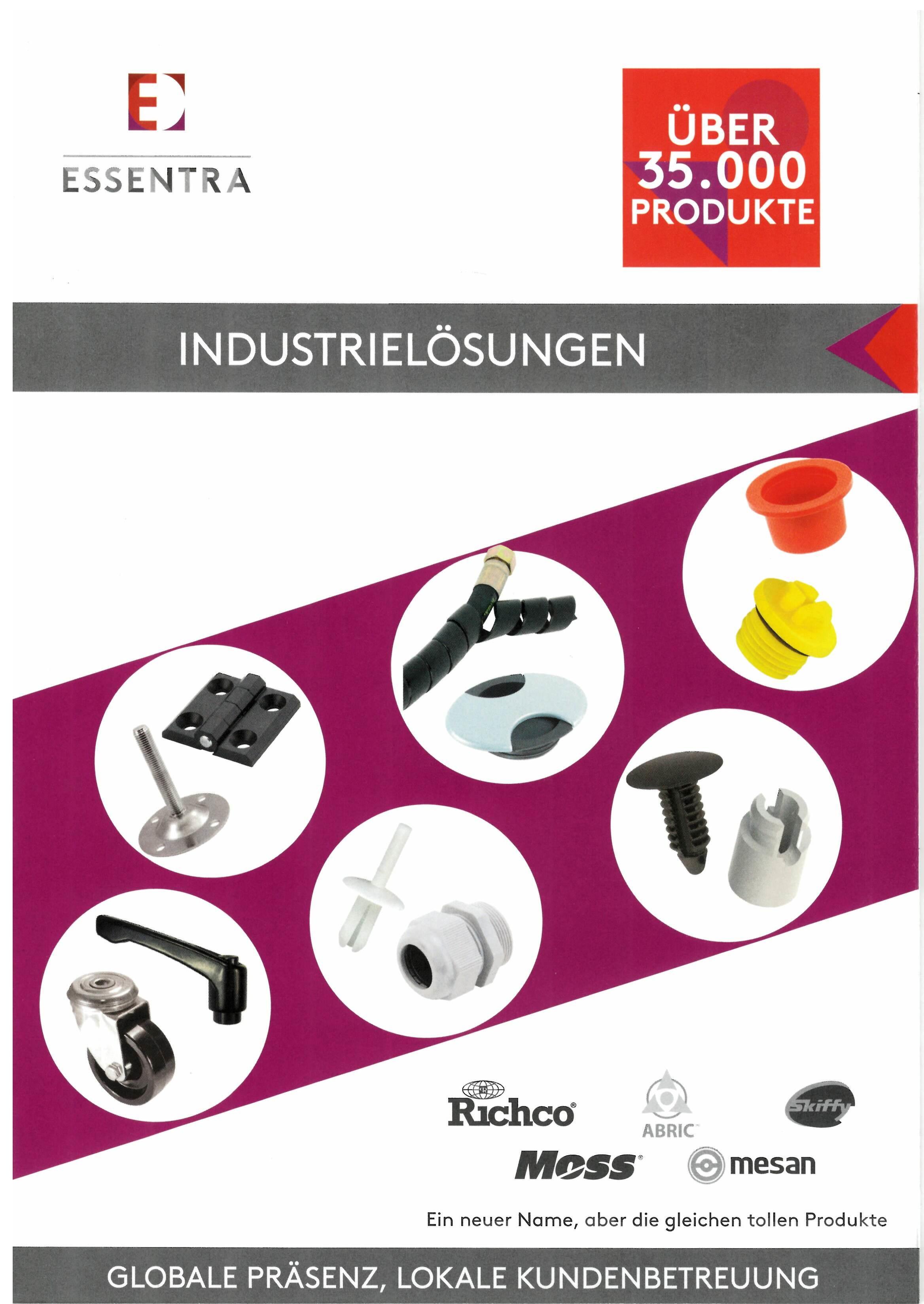 Wir sind ein weltweit führender Hersteller und Anbieter von wichtigen Bauteilen für Industrie & Hand...