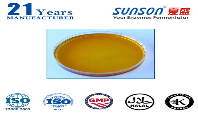 High-Temperature α-Amylase for brewing adjunct liquefaction viscosity reduction yield increase AA-01L