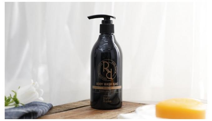 Body Wash Kaki | natural cleaning