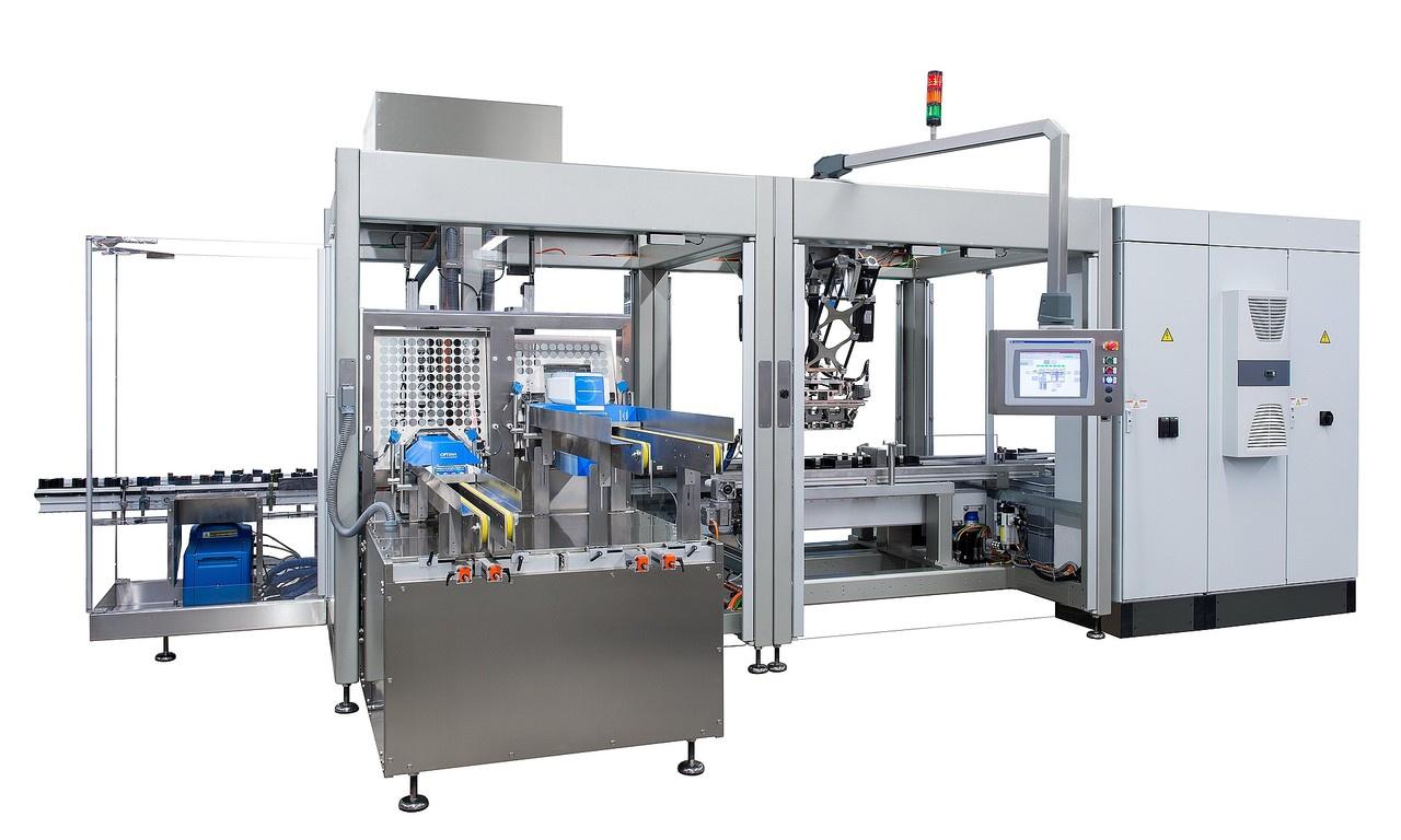 Cartoning Machine OPTIMA CBF