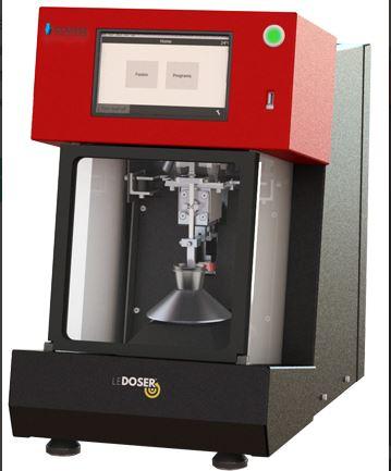 Claisse LeDoser est conçu pour peser et distribuer le flux de borate avec une grande précision. C'es...
