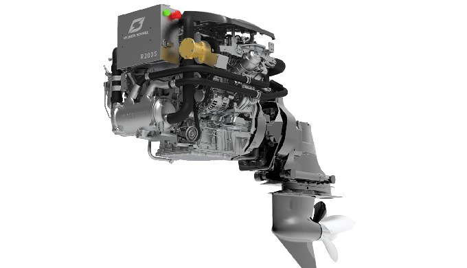 R ENGINE SERIES FEATURES Compact, but with Technology Solenoid controlled common rail injection syst...