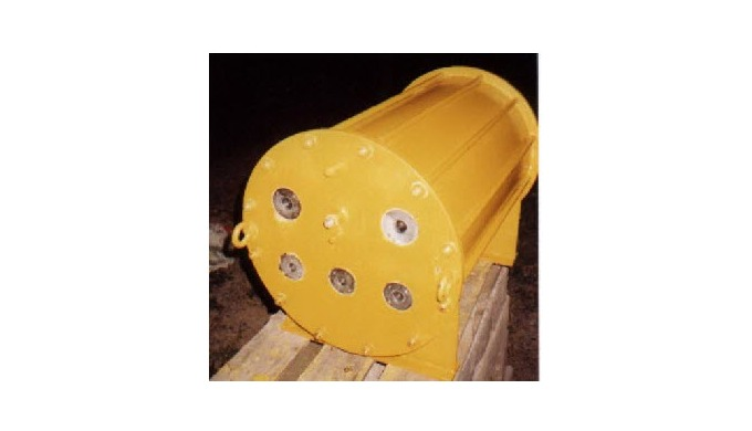 We design and supply custom designed sub sea pressure housings for a wide range of underwater engine...