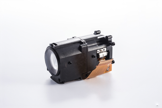 5X Zoom-Objektiivi