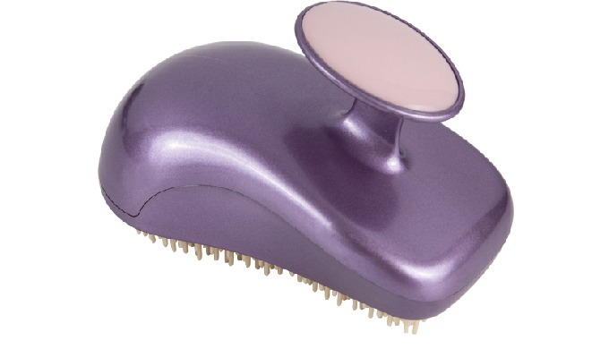 . Easily open tangles hair . To reduce pain strain,to avoid . Damage the scalp and hair . Compact to...