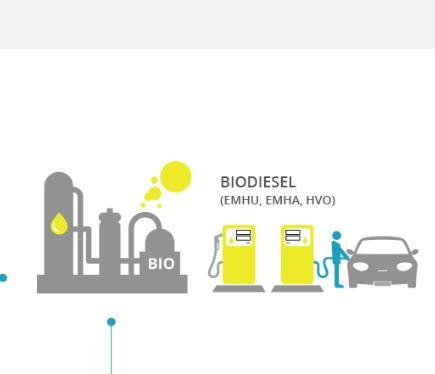 GREENEA vous présente Biodiesel EMHU : Biodiesel produit à partir d'huile alimentaire usagée. Le poi...