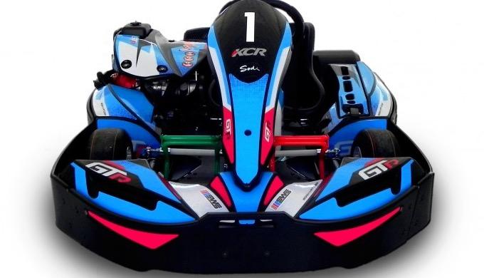 Session 10 minutes ; karting 4 temps 270cc