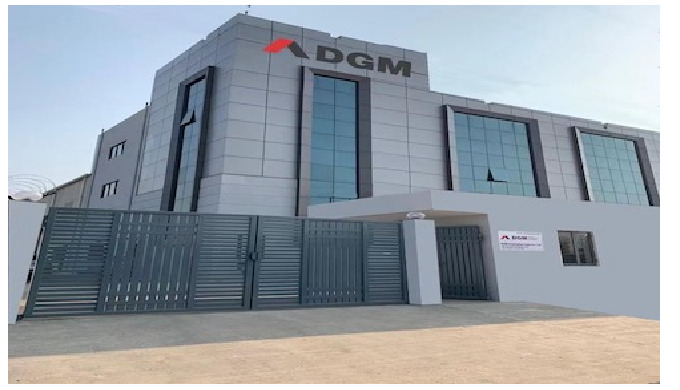 DGM India factory in operation at the beginning of 2020!
