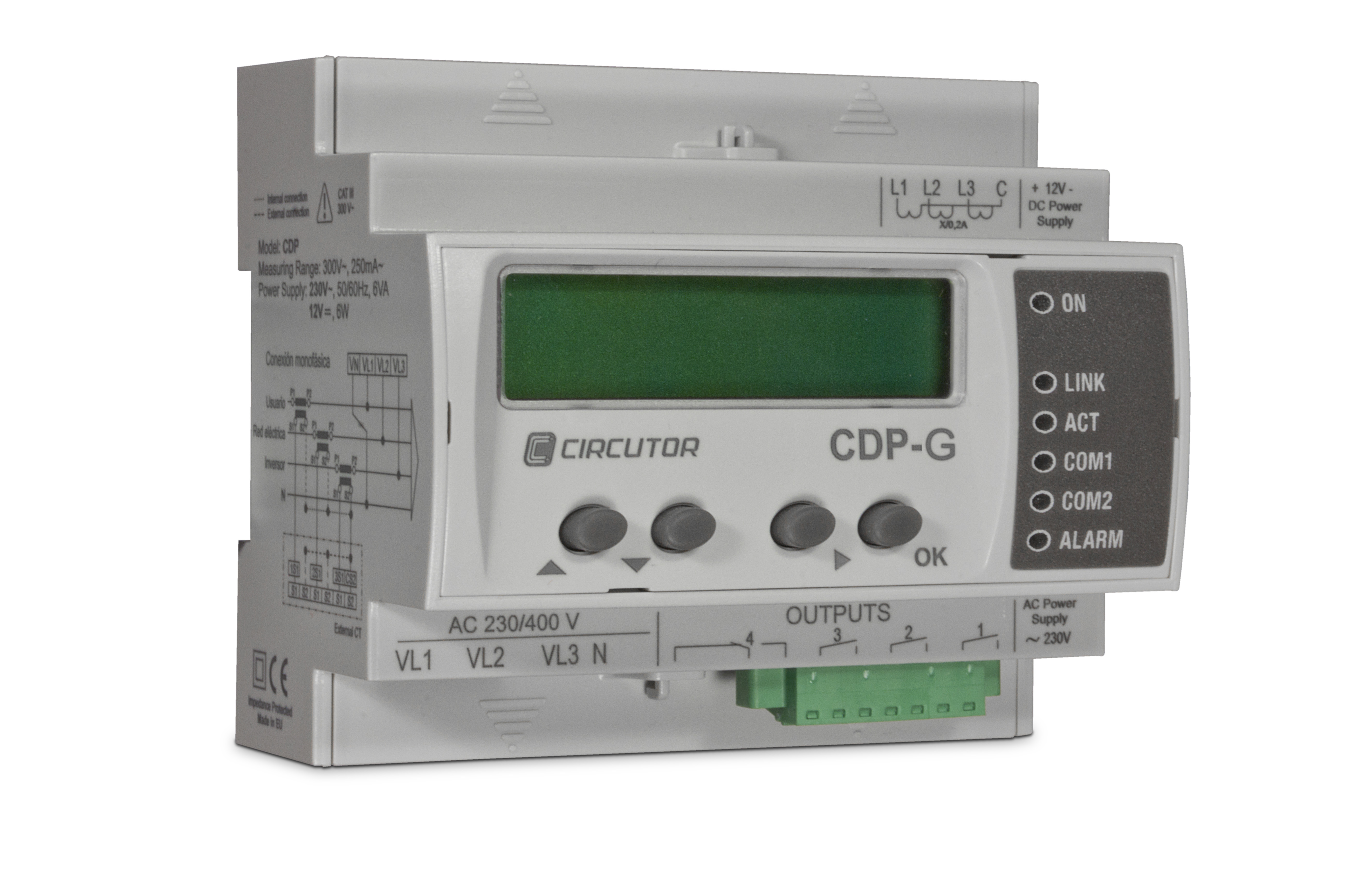 CDP, Dynamic power controller, zero injection