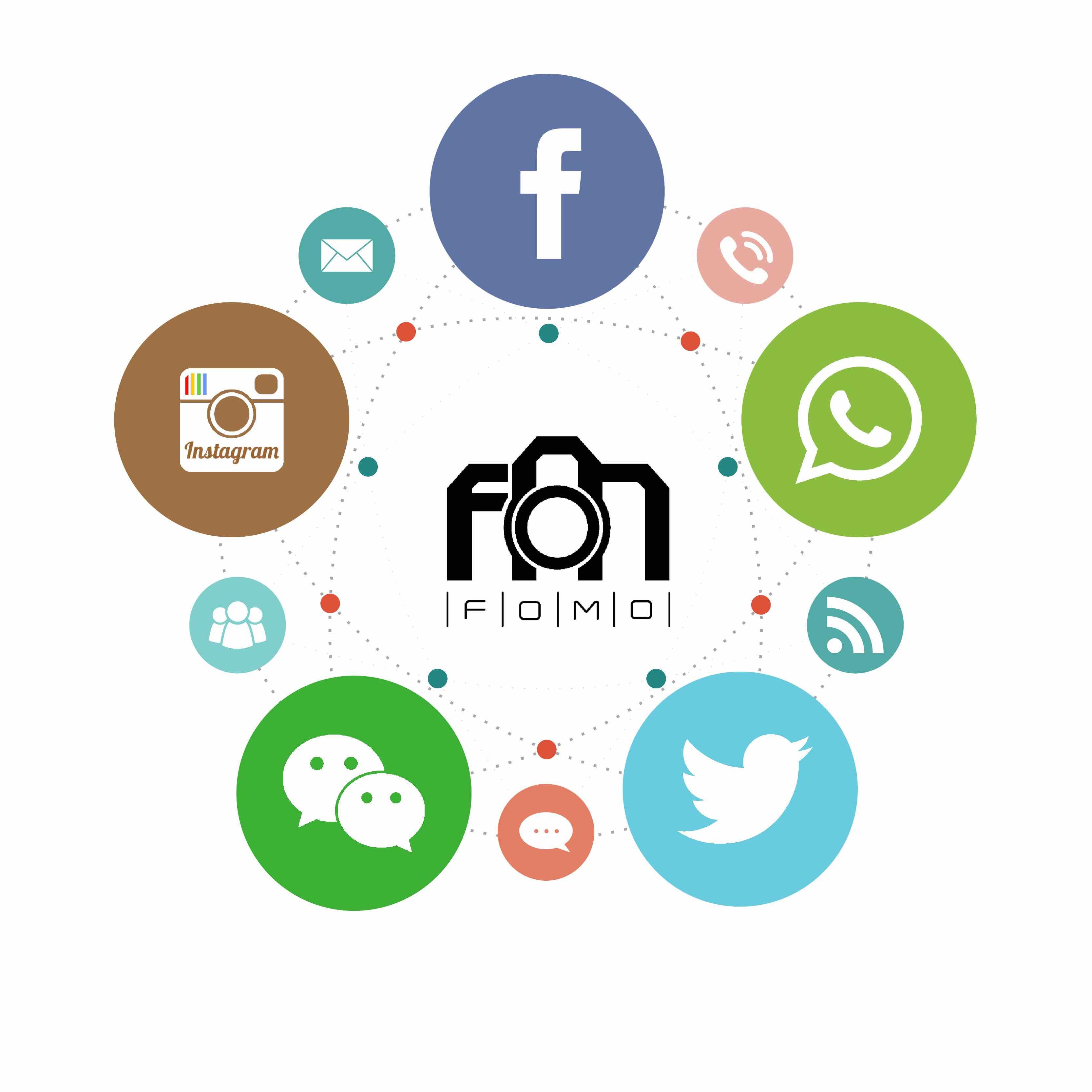 Award-winning FOMO photo booth provides World's First Live Facebook/WhatsApp/Instagram/WeChat/Twitte...